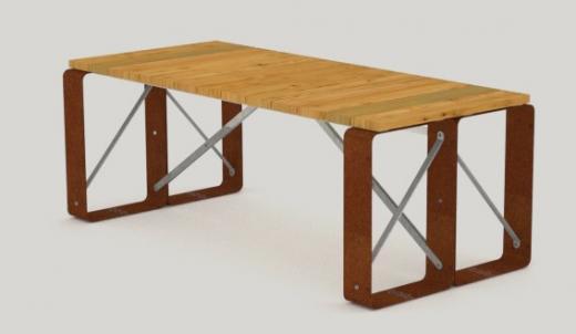 Udendørs møbler skal vælges ud fra placering og vedligehold ...